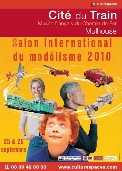 salon du modélisme 2010 Mulhouse